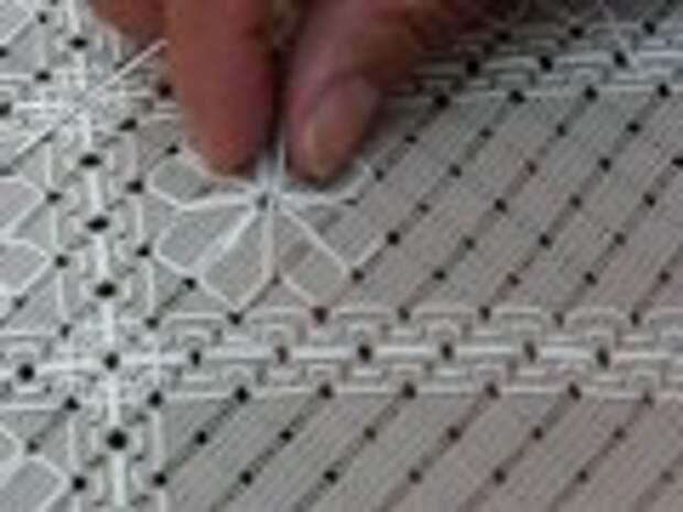 Интересная техника вышивки