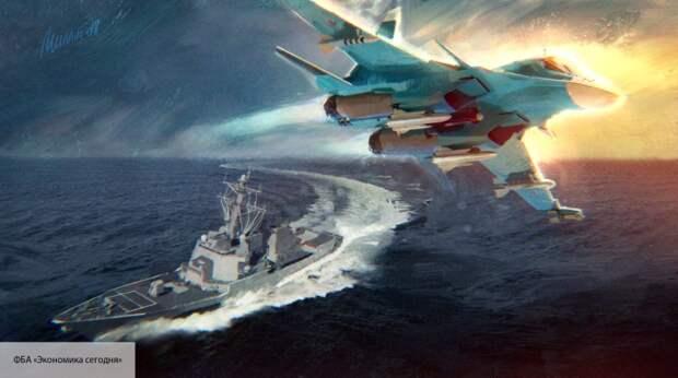 В США оценили реакцию России на крупнейшие учения НАТО в Черном море