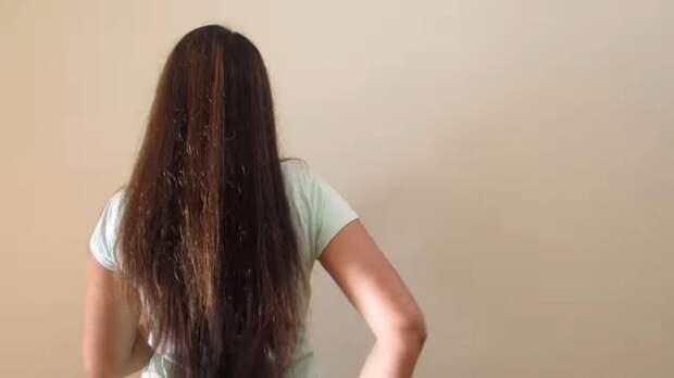 Для быстрого роста волос: маска с имбирём
