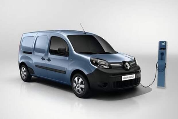 В погоне за Зоей: Renault Kangoo Z.E. получит новую батарею