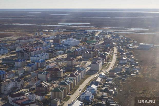 Ремонт двух сельских улиц вЯНАО обойдется почти в100 млн рублей