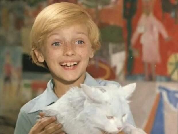 кадр из фильма «Фантазии Веснухина», 1977 год