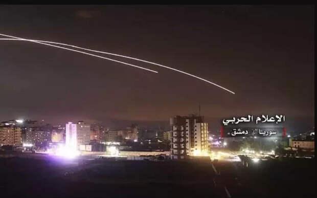 ЦАХАЛ призадумался: ПВО Израиля не смогла перехватить ракету сирийского С-200...