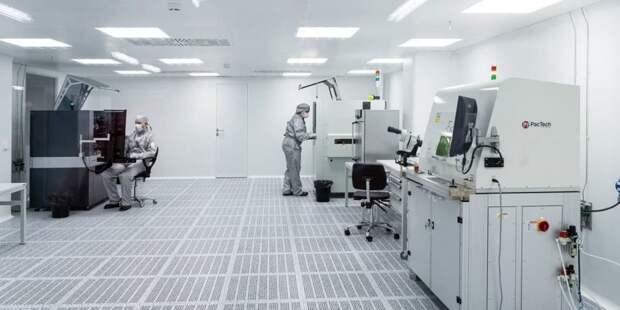Сергунина: в технопарках Москвы создано уже около 70 тысяч рабочих мест