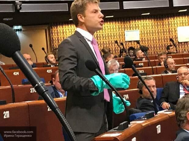 «У президента проблемы с этикетом»: Гончаренко поделился подробностями беседы с Зеленским