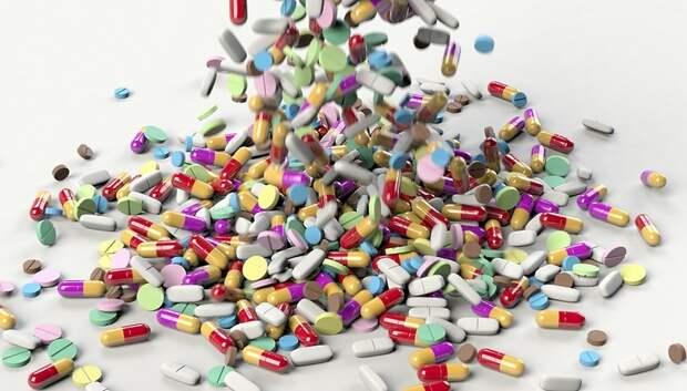 Свыше 650 тыс упаковок некачественных лекарств уничтожили в Московском регионе в 2020 году