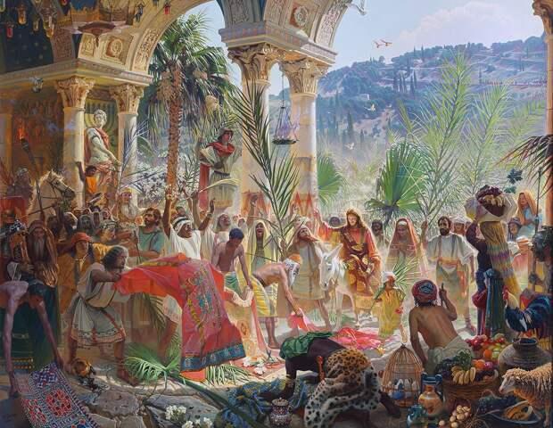 Вербное воскресенье, или Вход Господень в Иерусалим: что нужно знать о празднике