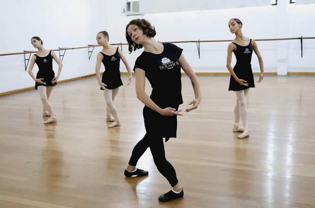 Как в Бразилии появилась школа Большого театра