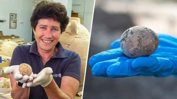 1000-летнее яйцо нашли в Израиле среди человеческих фекалий
