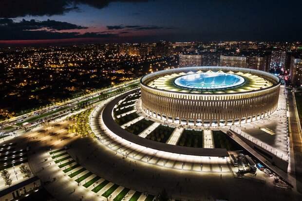Болельщики признали стадион «Краснодар» лучшим вРПЛ