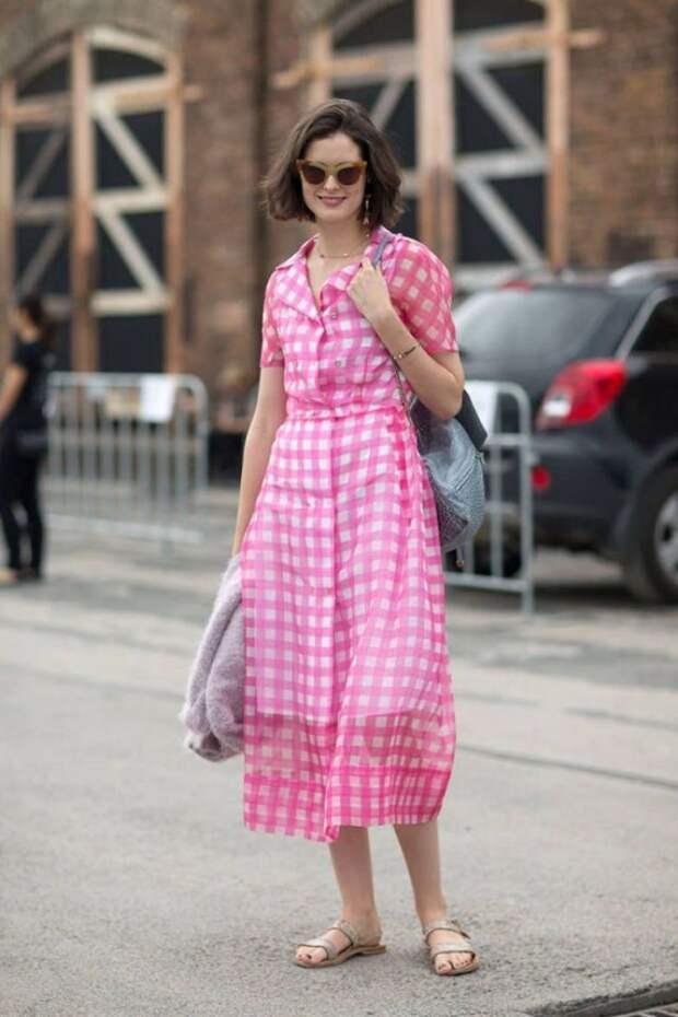 16 стильных платьев-миди для лета, которые будут идеальны в любой ситуации.