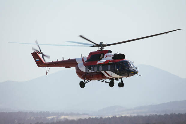 Ми-171А2 сможет перевозить больше пассажиров