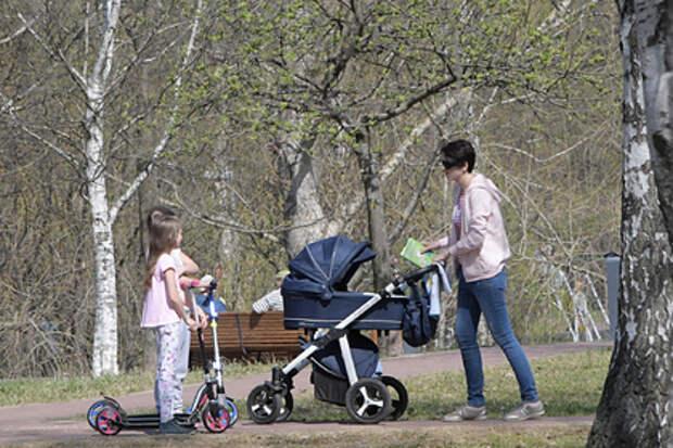 Родители 15 миллионов российских детей получили выплаты от государства