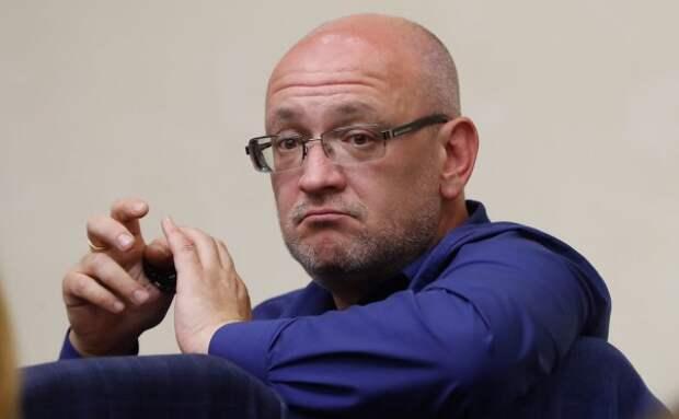 Либеральный депутат задержан. По 228-й