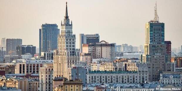 Собянин: Необходимости ввода новых ограничений в Москве сегодня нет. Фото: М. Денисов mos.ru