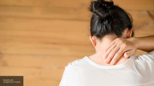 Врач рассказал, что нельзя делать при болевых ощущениях в шеи