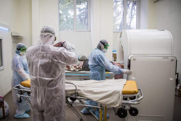 В Крыму зарегистрирован 101 случай коронавирусной инфекции