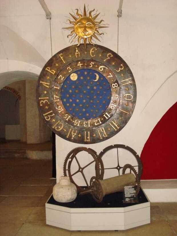 Ведические куранты на Спасской башне