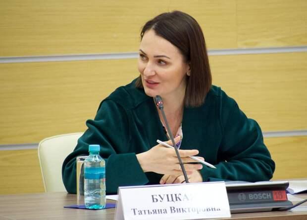 Татьяна Буцкая рассказала о ходе реновации в двух округах Москвы