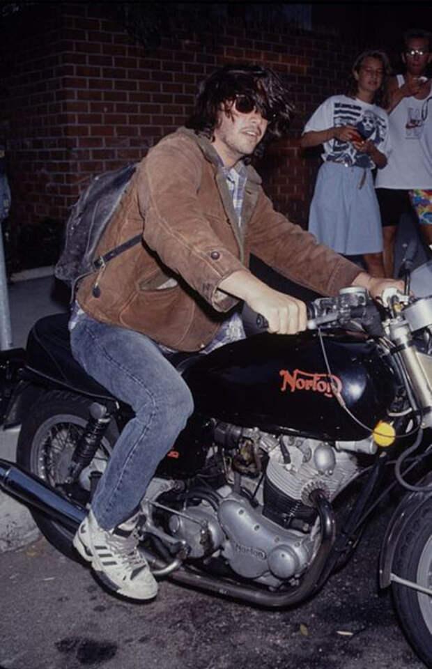 Киану Ривз, 1994 год.