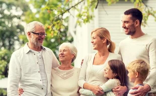 Конституция защитит традиционные семейные ценности и наших детей