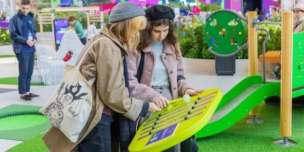 На выставке «Город: детали» ждут посетителей с детьми