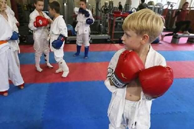 Родители, чьи дети занимаются в спортсекциях, смогут оформить налоговый вычет