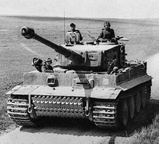 Чем же отличались танки Германии от советских танков во время ВОВ