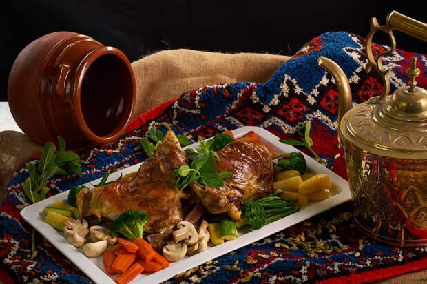 Марокканский салам Первомаю и Пасхе!