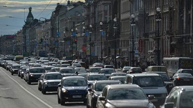 Появление ТПУ облегчит перемещение между окраиной и центром Петербурга