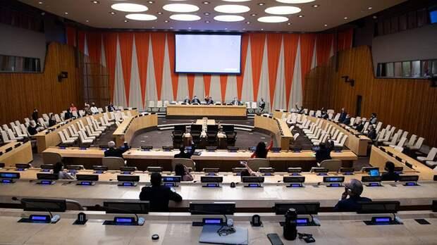Предложение российского дипломата может ослабить позиции России в ООН
