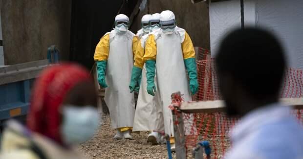 В организме у пациентов с Эболой обнаружили вирус пятилетней давности