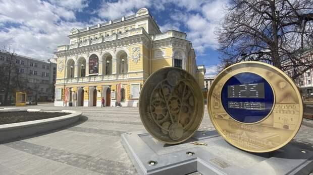 Выяснилось, почему часы обратного отсчета до800-летия Нижнего Новгорода неработали