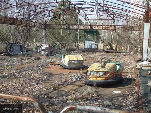 Сталкеры мертвых зон: что происходит в ЧАЭС спустя 32 года после аварии