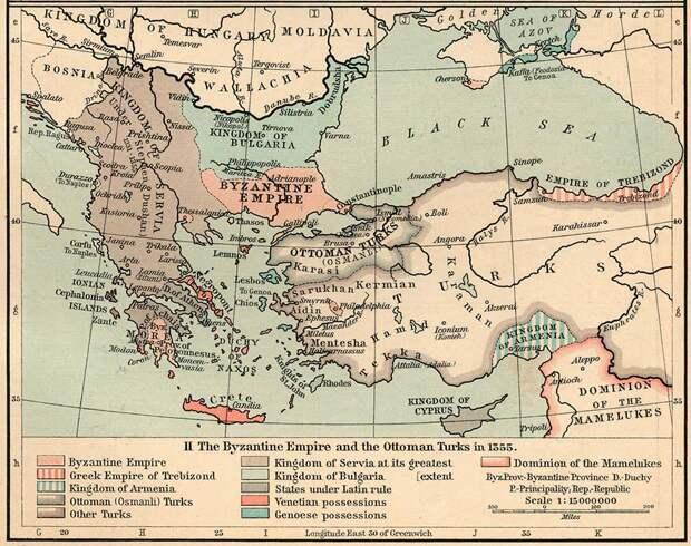 Крупнейшие империи в истории: что с ними стало