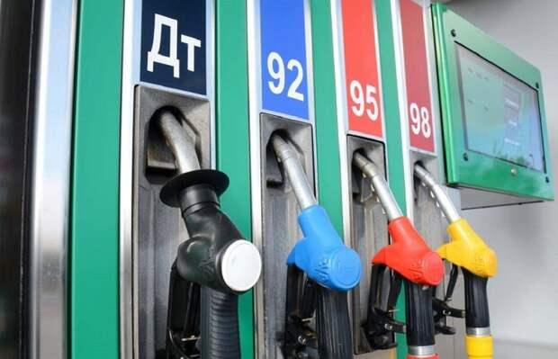 """На Украине начался """"бунт"""" из-за регулирования цен на топливо в стране"""
