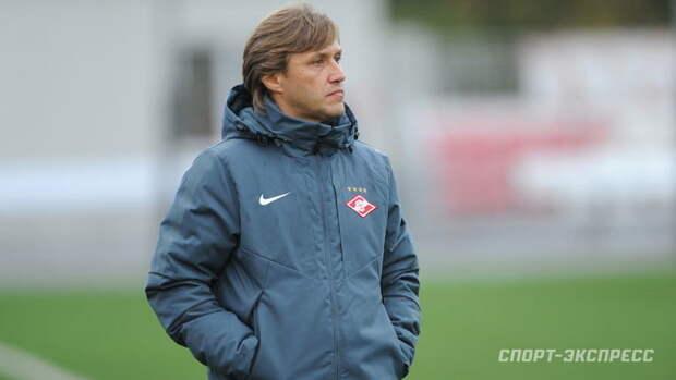 Бушманов планирует продолжить работу со «Спартаком-2»