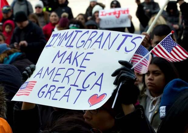 Демографическое будущее Америки