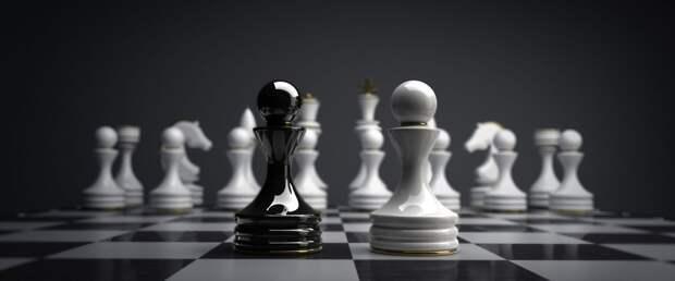 Россия жертвует пешками на великой шахматной доске