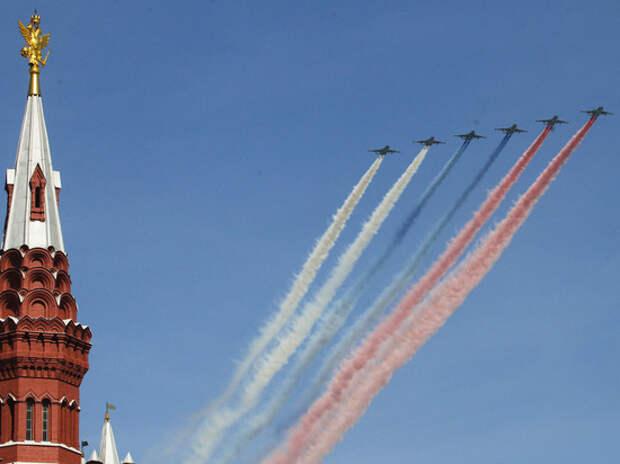 Меньше половины опрошенных россиян будут участвовать в праздновании Дня Победы
