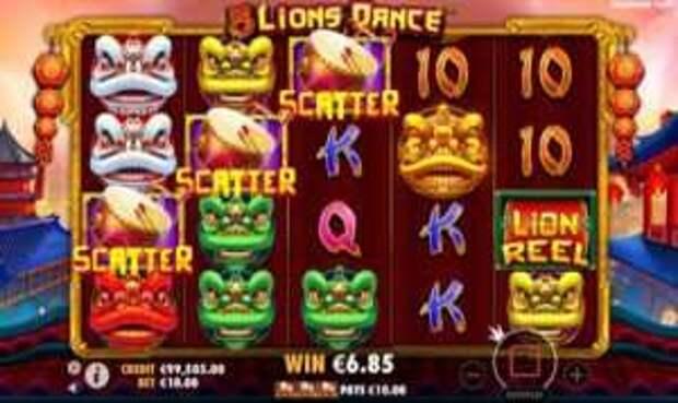Новый слот в онлайн-казино Рокс