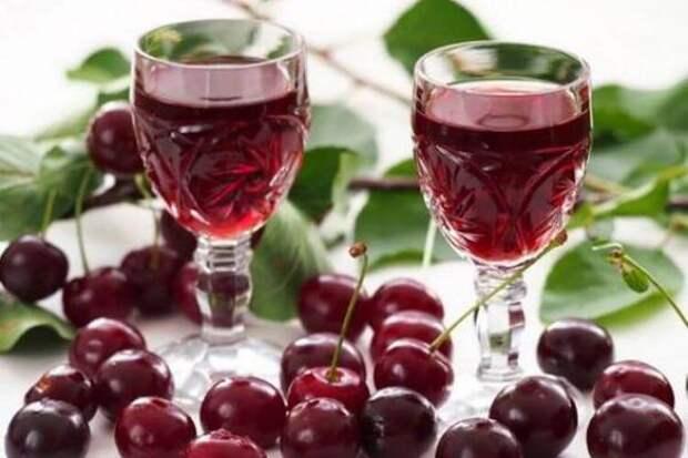 Наливка из замороженных ягод в домашних условиях: рецепт