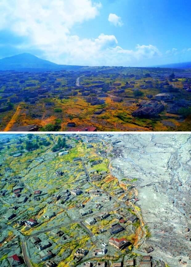 11 заброшенных мест со всей планеты, где когда-то кипела жизнь
