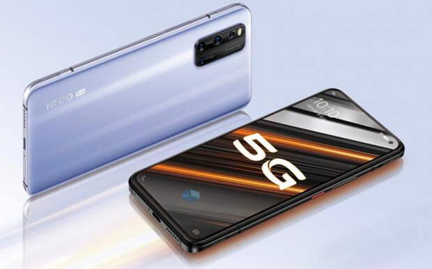Дебют смартфона iQOO 3: поддержка 5G, четверная камера и чип Snapdragon 865
