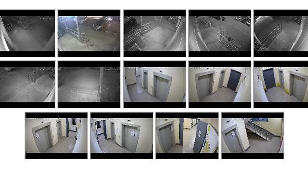 Лифтовые холлы дома на Бородинском бульваре оборудовали видеокамерами