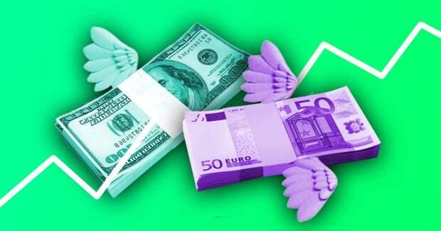 Почему растут доллар и евро?