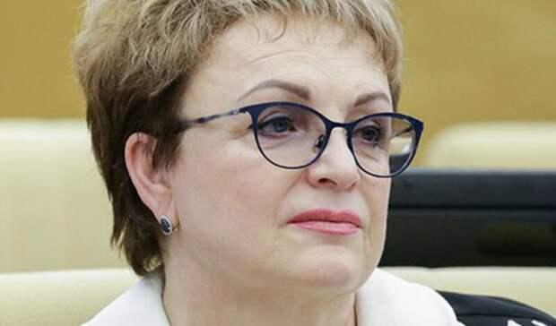 Депутат Госдумы от Волгоградской области Нина Черняева отказалась от мандата