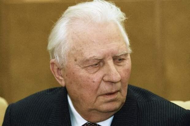 Умер экс-секретарь ЦК КПСС Егор Лигачев