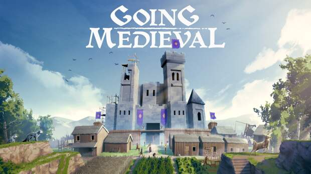 Анонсирован симулятор средневекового поселения в стиле Stronghold