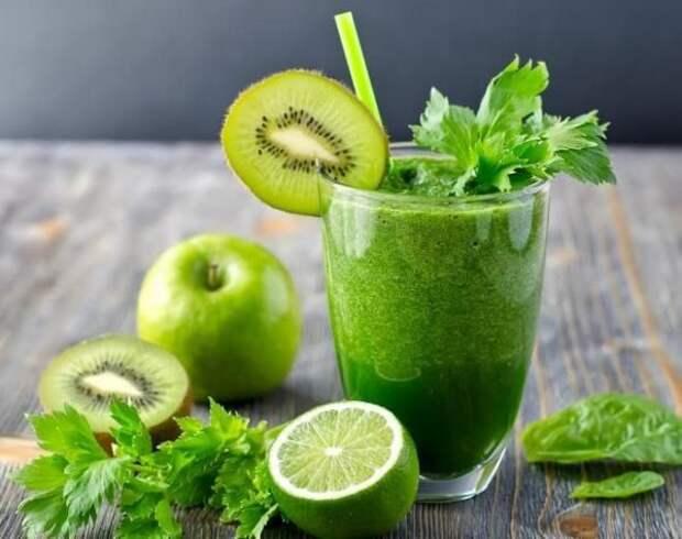 7 неоспоримых преимуществ ежедневного употребления зеленых смузи